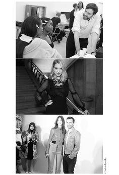 Les coulisses de la Fashion Week de Paris printemps-été 2015, jour 9 http://www.vogue.fr/mode/inspirations/diaporama/fwpe2015-les-coulisses-de-la-fashion-week-de-paris-printemps-ete-2015-jour-9/20615