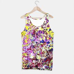 "Toni F.H Brand ""Alchemy Colors#C4"" #tank #top #tanktop #fashionforwomen #shoppingonline #shopping #fashion #clothes #tiendaonline #tienda #vestidos #compras #moda #comprar #modamujer #ropa"