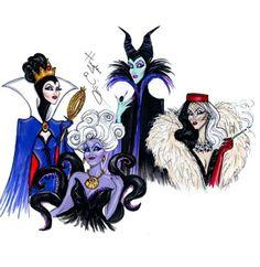Disney's Villians