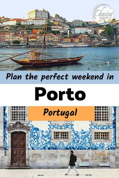 If you're planning a weekend in Porto, check out our top recommendations and things to do, including some hidden gems. Porto has so much to offer, from historic monuments and stunning viewpoints to the famous azulejo tiles and Port wine. Don't miss a thing in #Porto #Portugal Portugal Vacation, Portugal Travel Guide, Europe Travel Guide, Travel Guides, Travel Destinations, Travel Abroad, Travel Advice, European Travel Tips, European Destination