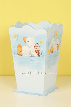PAPELERA Bookends, Decoupage, Pastel, Home Decor, Washroom, Painted Wood, Picture On Wood, Trays, Silhouettes