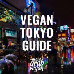 Vegan Japan Guide: Tokyo
