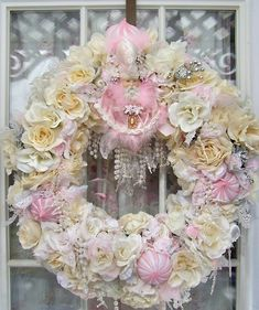 SHABBY CHIC & VICTORIAN CHRISTMAS IDEAS | Shabby Chic Christmas Porch Decor | Victorian Glamour