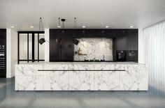 Van Boven - Exclusieve design keuken Van Boven - Hoog ■ Exclusieve woon- en tuin inspiratie.