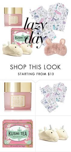 """""""lazy day"""" by imnotwhatyouwant on Polyvore featuring moda, AERIN, PBteen, Kusmi Tea e Forever 21"""