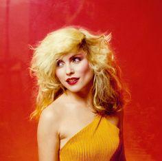 Blondie. portrait artist