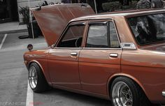 Datsun 510?! Yes I did!