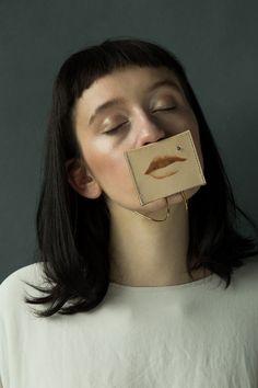 Jewellery For The Face by Akiko Shinzato | Yellowtrace