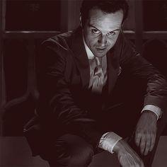 Jim Moriarty♥Westwood | Sherlock
