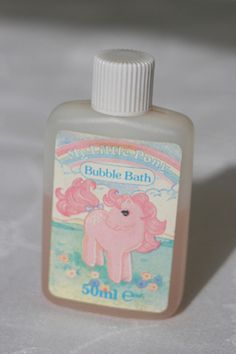 My little pony bubble bath