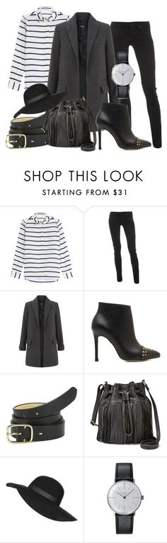 """""""Recreate"""" by raluca-belu ❤ liked on Polyvore featuring Preen, Dorothy Perkins, Paul Smith, FOSSIL, Topshop and Klein & more"""