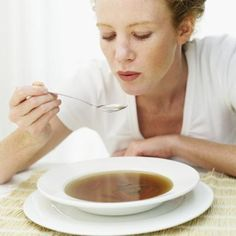 Take it slow on the road to recovery: Ugh, what could be worse than a stomach bug? The vomiting, the diarrhea, the stomach cramps and more. Here are 13 things you need to know about viral gastroenteritis (its true medical name). List Of Soft Foods, Soft Foods To Eat, Foods To Avoid, Chicken Broth Nutrition, Soft Diet, Stomach Flu, Weight Watchers Diet, Soup And Sandwich, Sandwich Recipes