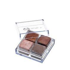 Shimmer Cubes Warm Palette