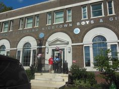 Nicetown Boys and Girls club renovated by MLB All-Star and Philanthropist, Shane Victorino and his foundation.