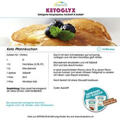 Fett, Pancakes, Breakfast, Keto Pancakes, Ketogenic Recipes, Weight Loss, Food Food, Morning Coffee, Crepes
