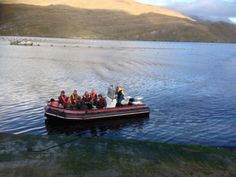 A tour of Killary Shellfish Farm could be on the itinerary with Connemara Equestrian Escapes Riding Holiday, Ireland Holiday, Connemara, Horse Riding, Horseback Riding, Equestrian, Boat, Tours, Horses