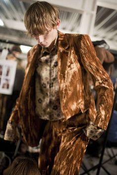 Backstage: Topman Design Fall/Winter 2016/17 - Male Fashion Trends