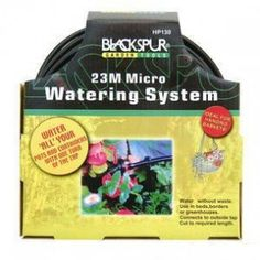 23m Micro watering irrigation system