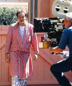 "Quentin Tarantino in ""Pulp Fiction"" (1994)"