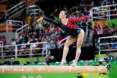 2016 Rio Olympic Games Qualifications--Aly Raisman