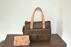 Louis Vuitton 100% Multiple Cite Gm With Dustbag Shoulder Bag $950