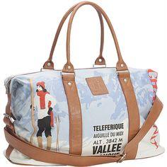 Neve Chamonix Weekender Bag