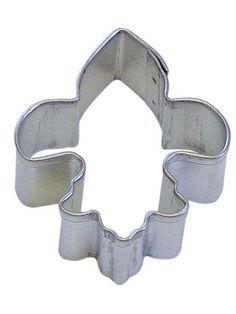 91651 Cookie Cutter Mini Fleur De Lis Metal – Preegle.com