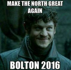 NO MORE OF THIS. | For Everyone Who Needs Ramsay Bolton To Go Away