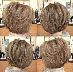 97 Awesome Short Layered Haircuts Fine Hair In Pin On Hair, 50 Best Trendy Short Hairstyles for Fine Hair Hair Adviser, 33 Cute Short Layered Haircuts for Beautiful Women In 40 Short Hairstyles for Fine Hair. Bob Hairstyles For Fine Hair, Haircut For Thick Hair, Haircut Short, Modern Hairstyles, Latest Hairstyles, Teen Hairstyles, Braided Hairstyles, Wedding Hairstyles, Casual Hairstyles
