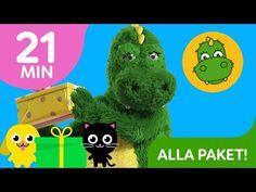 Bolibompa Baby: Mixade klipp PAKET - YouTube Appar, Youtube, Dinosaur Stuffed Animal, Teddy Bear, Toys, Jade, Animals, Fictional Characters, Activity Toys
