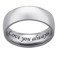 http://dyal.net/mens-titanium-wedding-rings Engraved Titanium Wedding Rings for Men