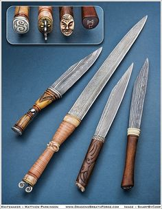 "Seax - the knife that gave the ""Saxons"" (Seaxons ?) their name."