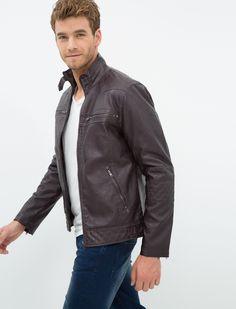 Koton erkek deri ceket modelleri - http://www.modelleri.mobi/koton-erkek-deri-ceket-modelleri/