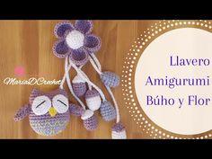 Octopus Crochet Pattern, Crochet Owls, Crochet Toys Patterns, Crochet Gifts, Cute Crochet, Crochet Motif, Crochet Flowers, Hello Kitty Crochet, Crochet Keychain