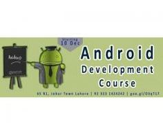 Android Ap Development course in lahore