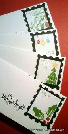 CTMH White Pines WOTG stamp