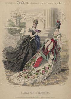 The Queen 1873