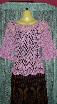 Crochet Top Crochet Clothes Ma Petite Projects To Try Crochet Dresses Crochet Smock Tops Ponchos Vintage Dresses Nativity Scenes Crochet Tank Tops, Crochet Blouse, Knit Crochet, Crochet Summer, Crochet Crafts, Crochet Tunic Pattern, Crochet Stitches Patterns, Knitting Patterns, Fillet Crochet