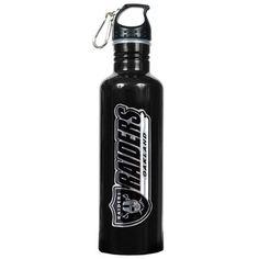 Oakland Raiders Water Bottle
