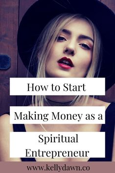 The ONLY 3 Things You Need to Start Making Money in Your Spiritual Business - Kelly Dawn: Intuitive Business Coach Business Planning, Business Tips, Online Business, Business Entrepreneur, Business Marketing, Spiritual Coach, Spiritual Healer, Attraction, Creating A Business