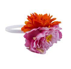 Čelenka Monnalisa Flower kolekce SS2014