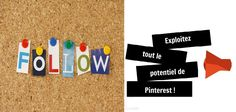 Animez votre compte Pinterest en 7 maximes | Easy Social Media via #BornToBeSocial