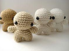 Amigurumi Chibi Doll : Новости muñec@s amigurumi pinterest amigurumi crochet dolls
