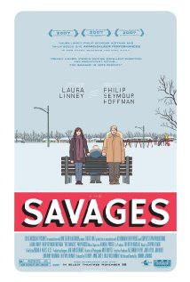 The Savages (2007) Philip Seymour Hoffman, Laura Linney - Grown siblings with little in common must find a way to work together when their father slides into senility.