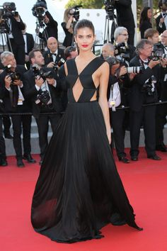 Sara Sampaio Cannes 2015