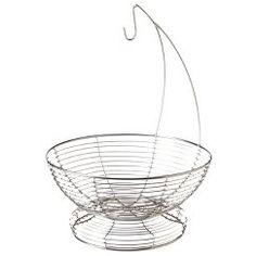 Threshold™ Matte Finish Fruit Basket