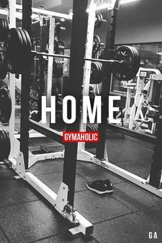 Sometimes I don't always feel like I have a home, like I don't belong in either place, but the gym with become my home