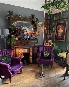 Colourful Living Room, Bohemian Decor, Boho, Drawing Room, Home Decor Inspiration, Beautiful Homes, Living Spaces, Interior Design, House Styles