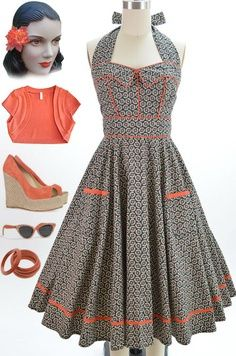 50s outfit