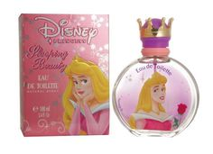 Sleeping Beauty perfume is a fresh, sweet fragrance for girls, from Disney's princess series of fragrances